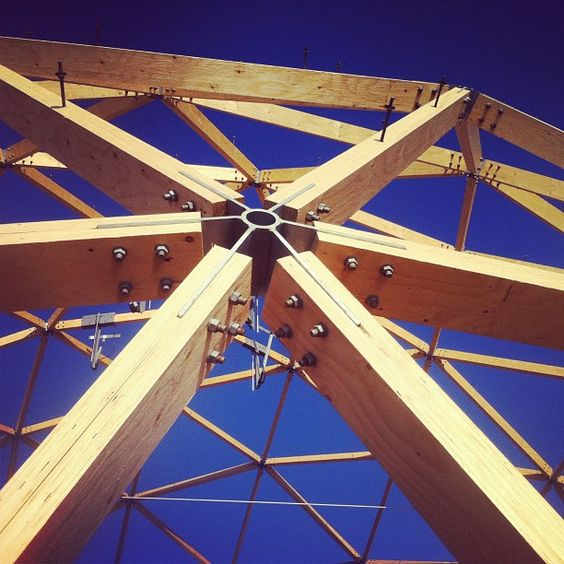 The Inspired Design Of The Geodesic Dome