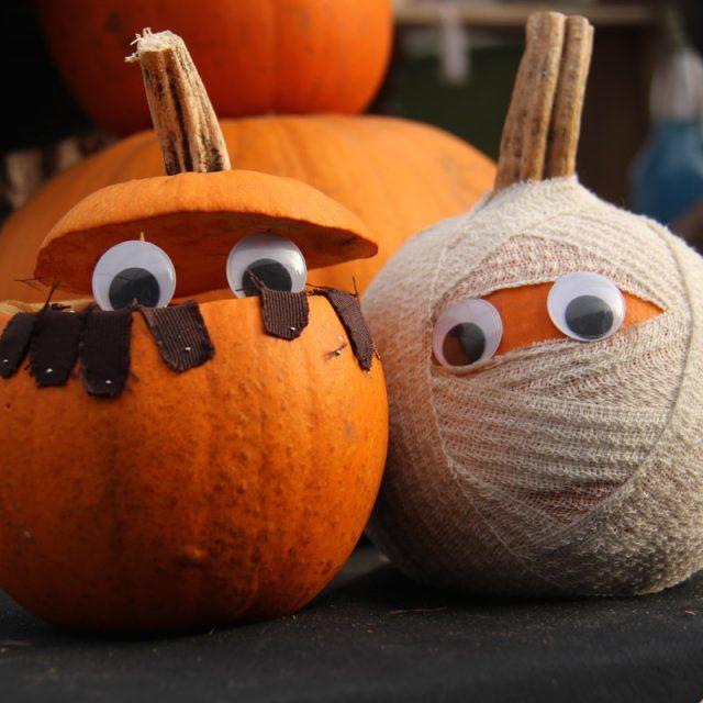 Halloween in Malibu and Topanga
